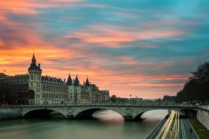 Río Sena - Paris