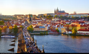 Prag – bli kär i Tjeckien